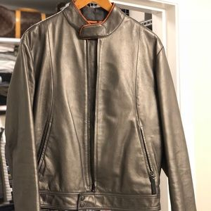 DISEL Leather Jacket